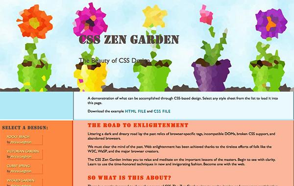 What Is Zen Design websites designedaricia leighton, freelance web designer